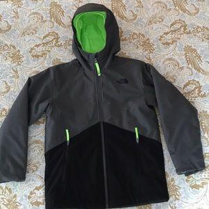 North Face windfall lightweight winter jacket NICE